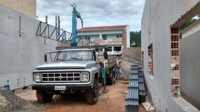 Construção Escritório Contábil RJLP