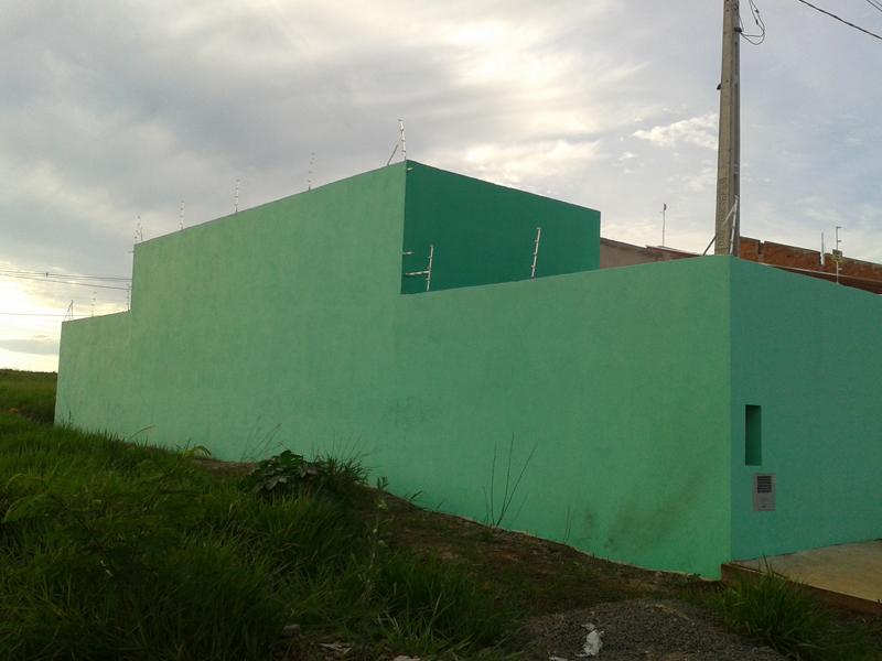 Construção e Finalização Casa NOBA