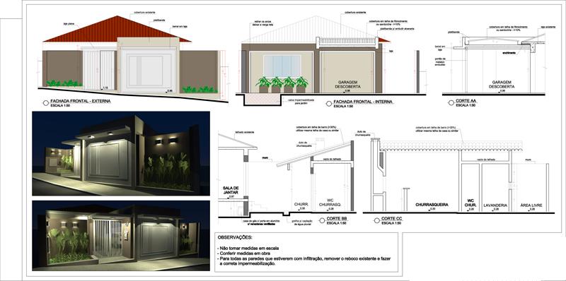 Projeto Reforma Arquiteta Juliana