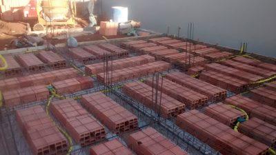 Construção de Sobrado RSAM